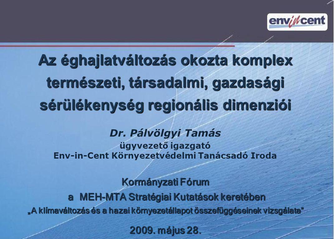 Env-in-Cent Környezetvédelmi Tanácsadó Iroda