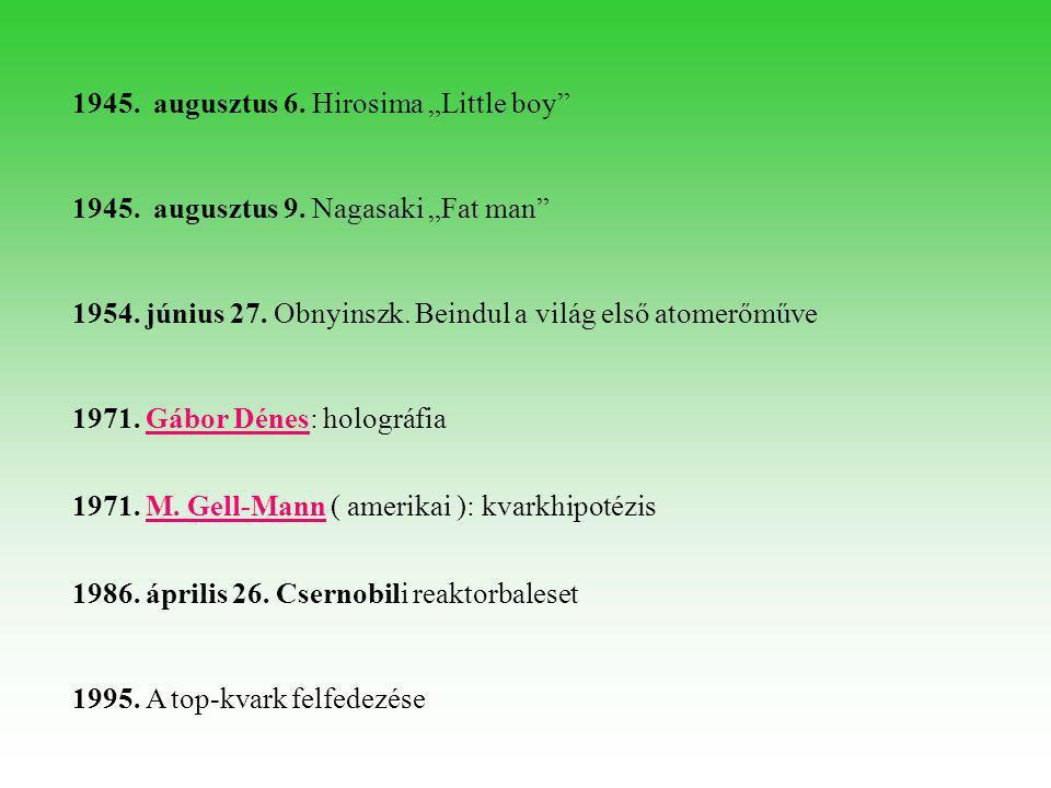 Magyar Nobel díjasaink