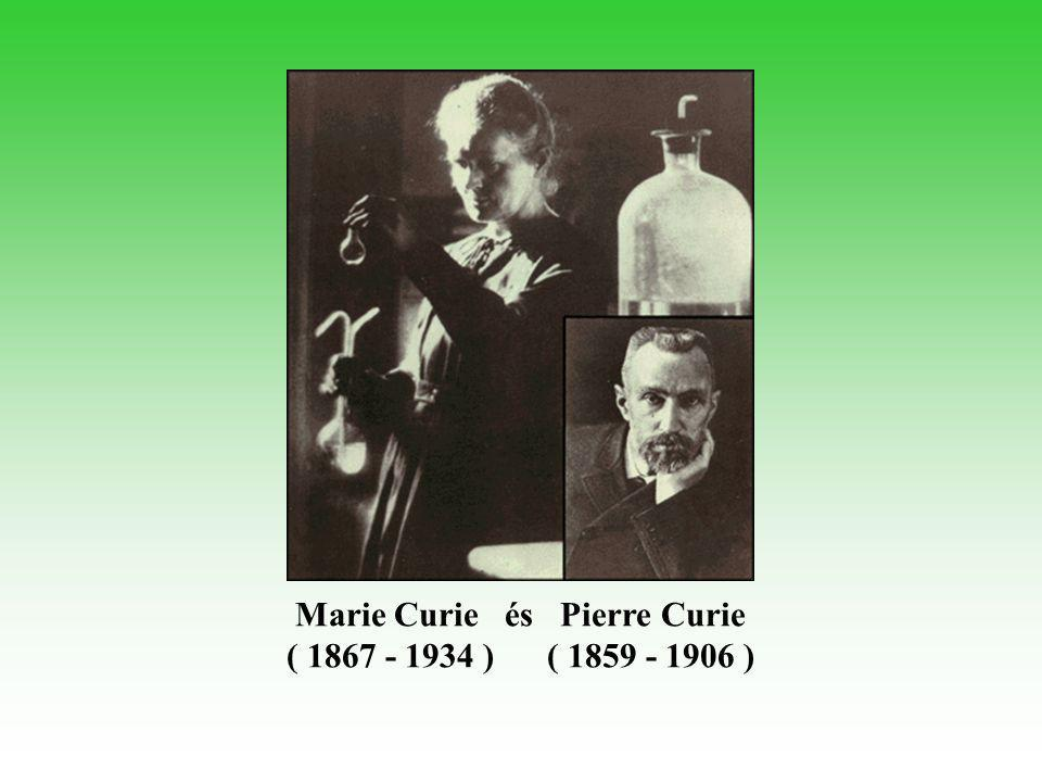Marie Curie ( 1867 - 1934 )