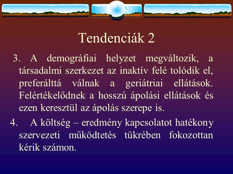 Tendenciák 2
