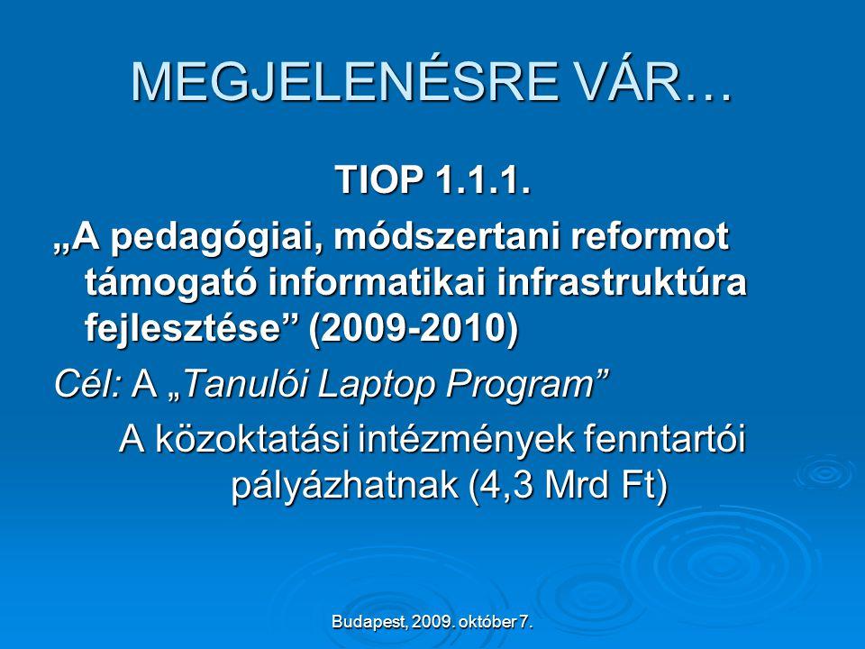 A közoktatási intézmények fenntartói pályázhatnak (4,3 Mrd Ft)