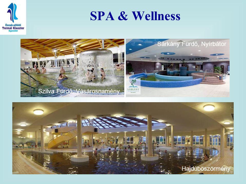 SPA & Wellness Sárkány Fürdő, Nyírbátor Szilva Fürdő, Vásárosnamény