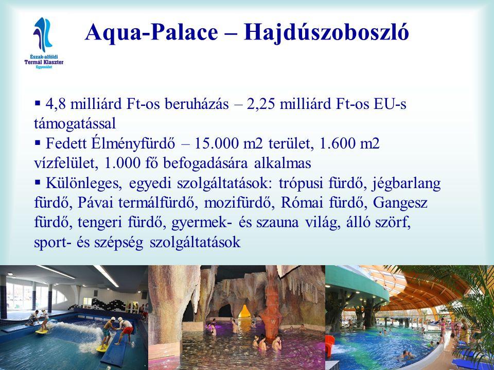 Aqua-Palace – Hajdúszoboszló