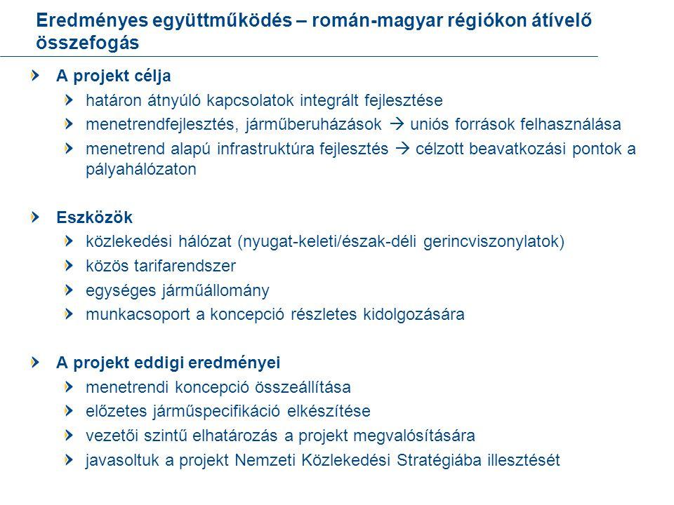 Eredményes együttműködés – román-magyar régiókon átívelő összefogás