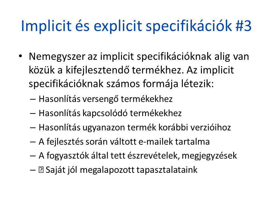 Implicit és explicit specifikációk #3