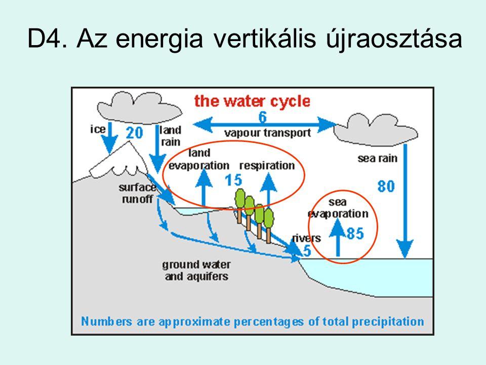 D4. Az energia vertikális újraosztása