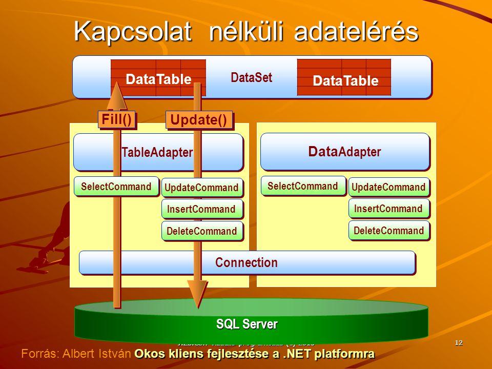 Kapcsolat nélküli adatelérés