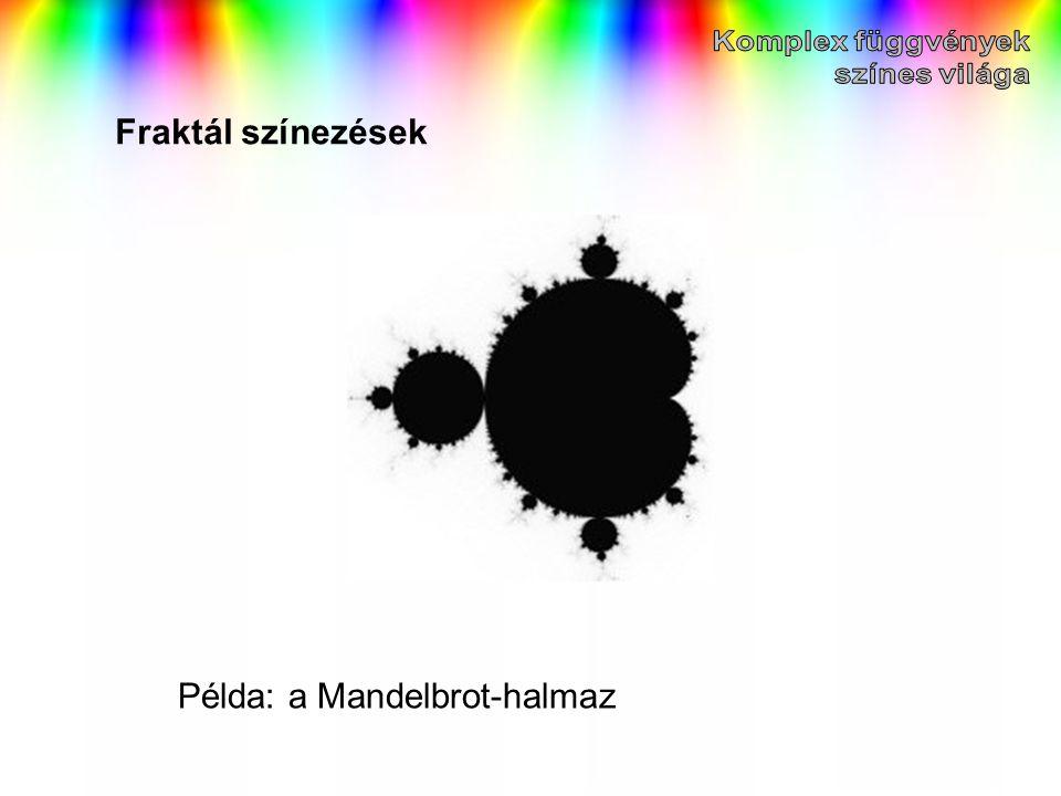 Példa: a Mandelbrot-halmaz