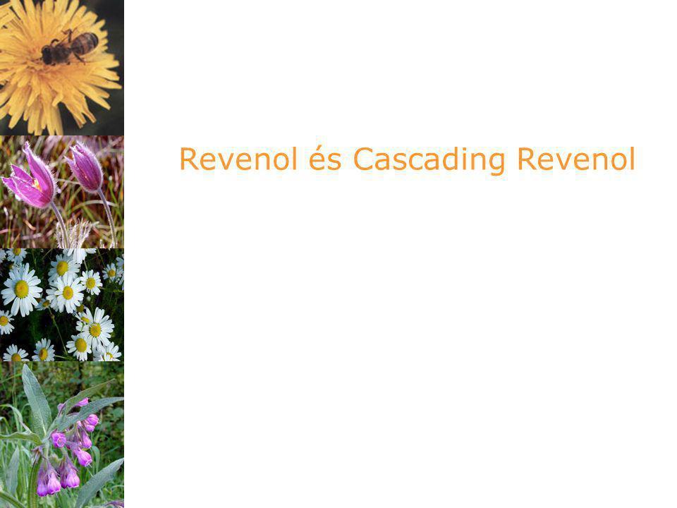 Revenol és Cascading Revenol