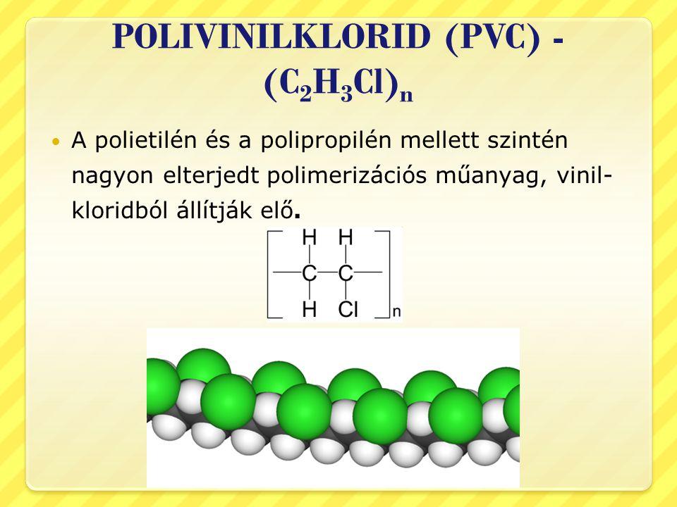 POLIVINILKLORID (PVC) - (C2H3Cl)n