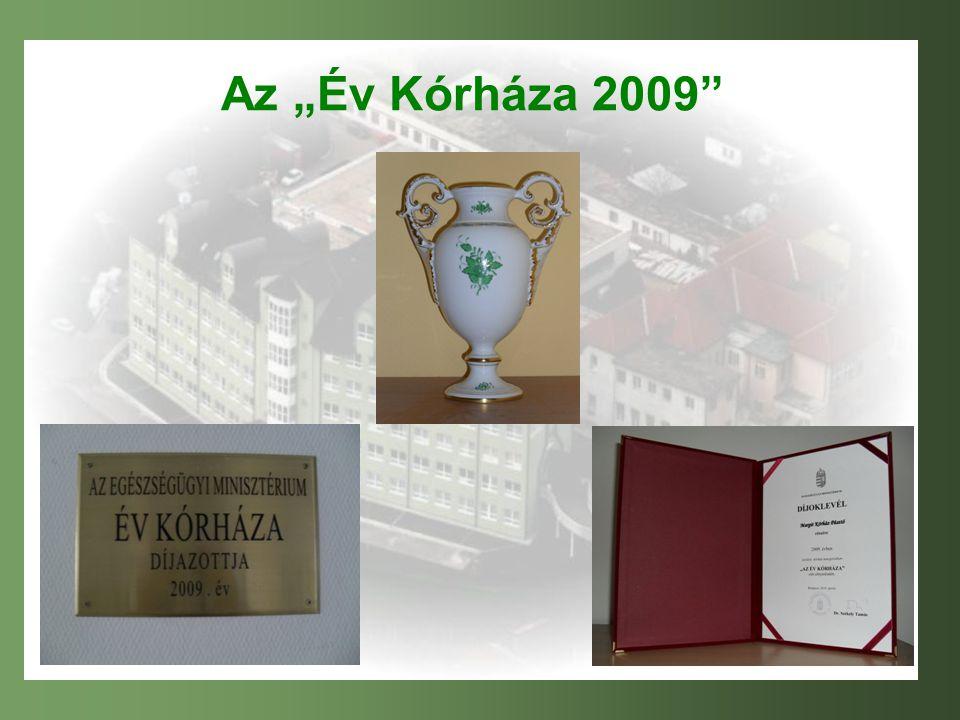 """Az """"Év Kórháza 2009 2017.04.04."""