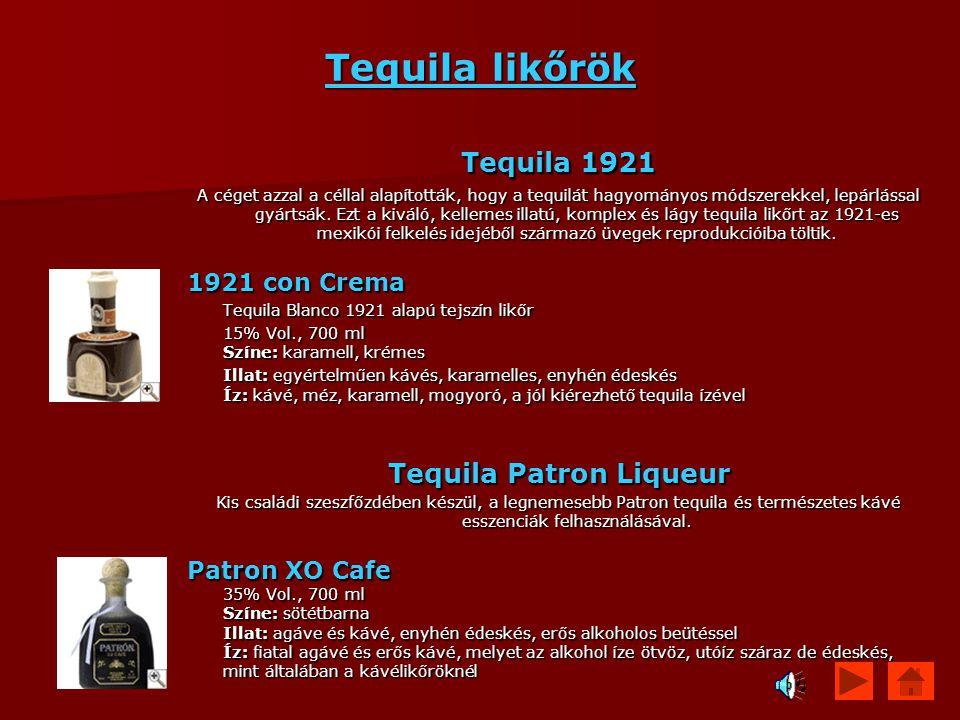 Tequila Patron Liqueur