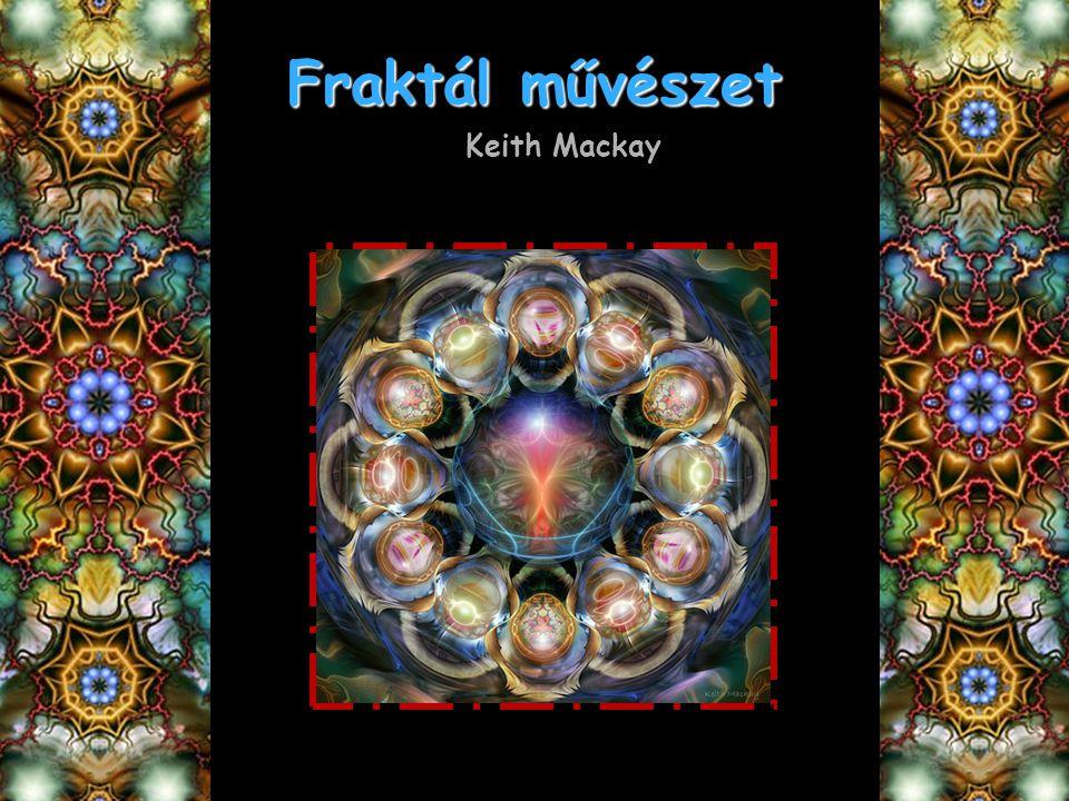 Fraktál művészet Keith Mackay
