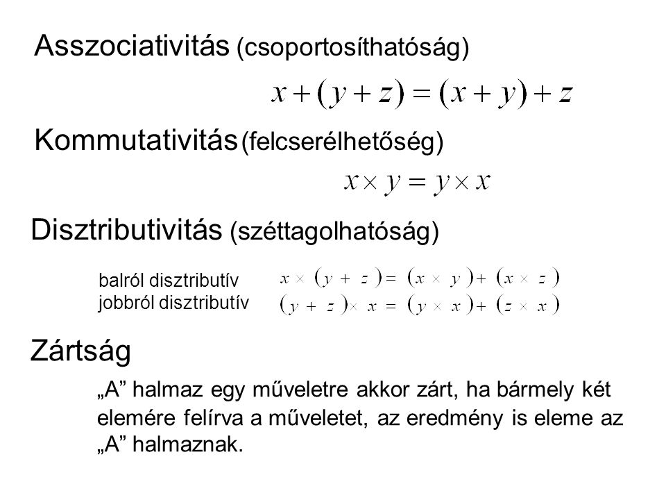 Asszociativitás (csoportosíthatóság)