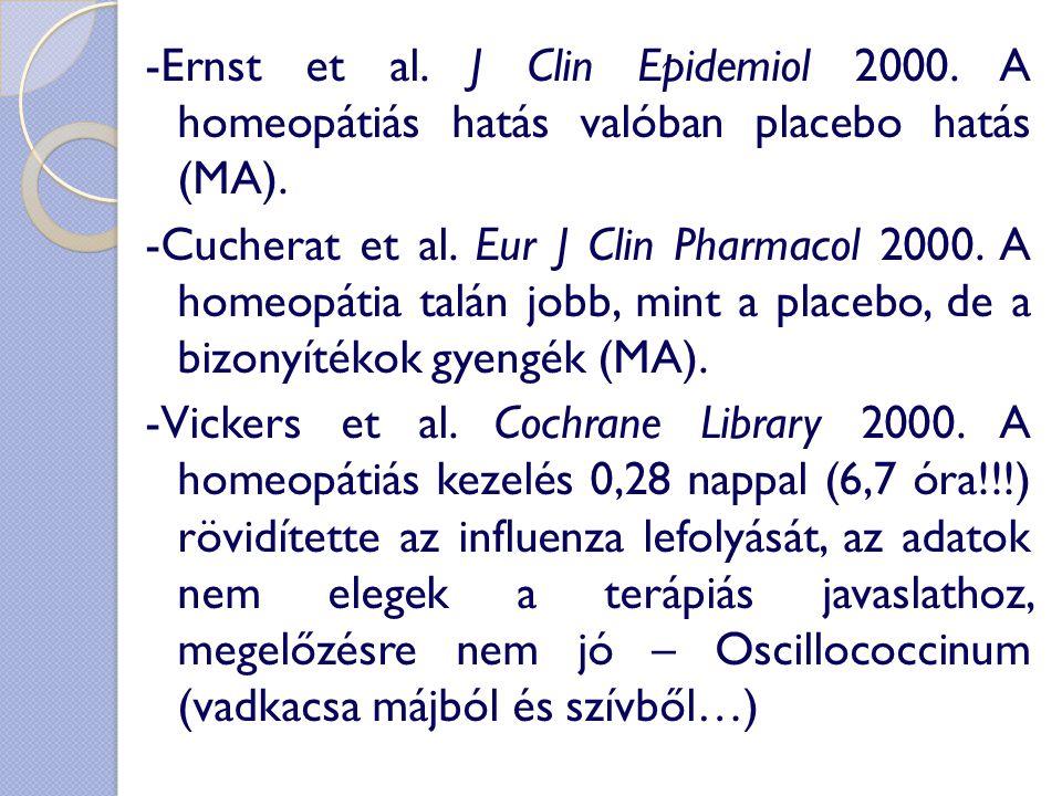 -Ernst et al. J Clin Epidemiol 2000
