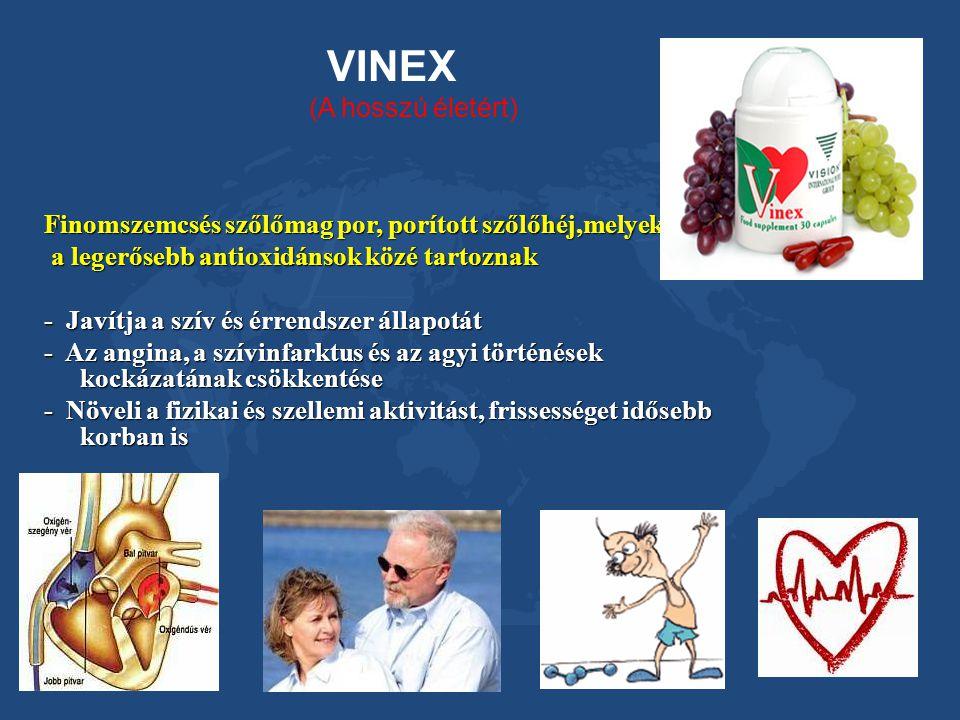 VINEX (A hosszú életért)