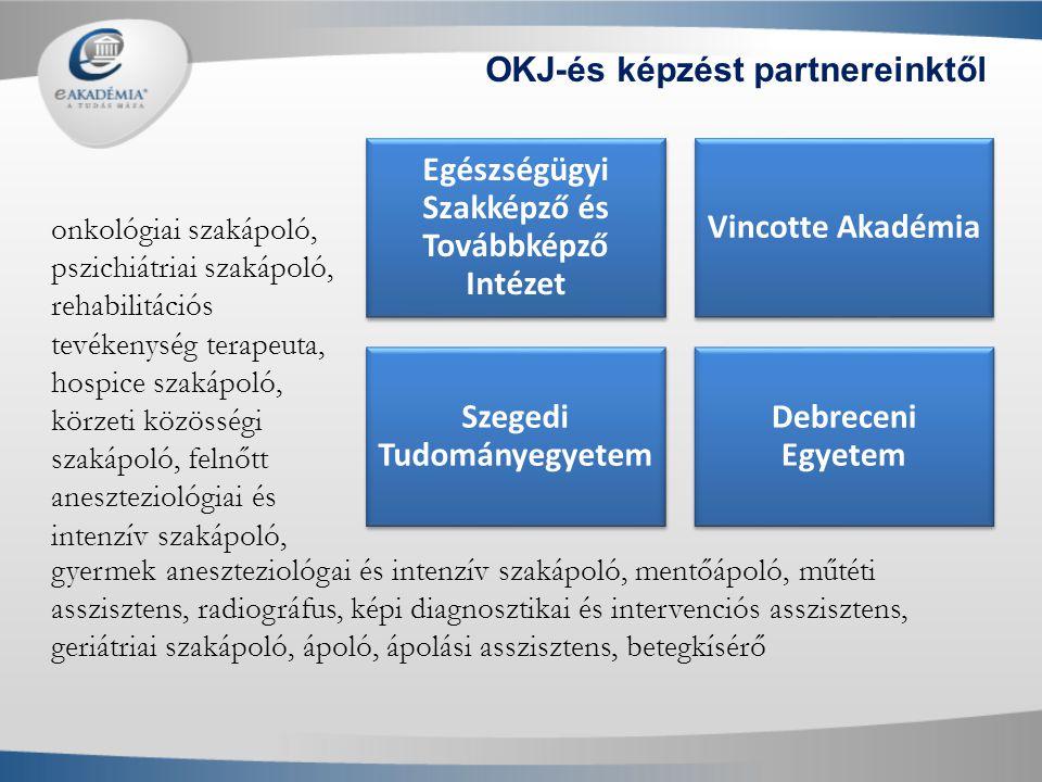 Egészségügyi Szakképző és Továbbképző Intézet Szegedi Tudományegyetem