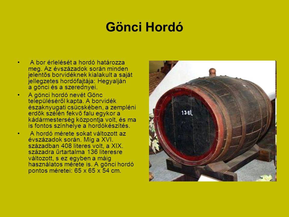 Gönci Hordó