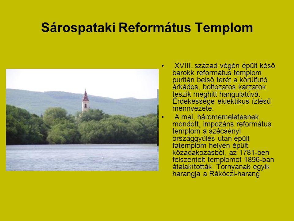 Sárospataki Református Templom