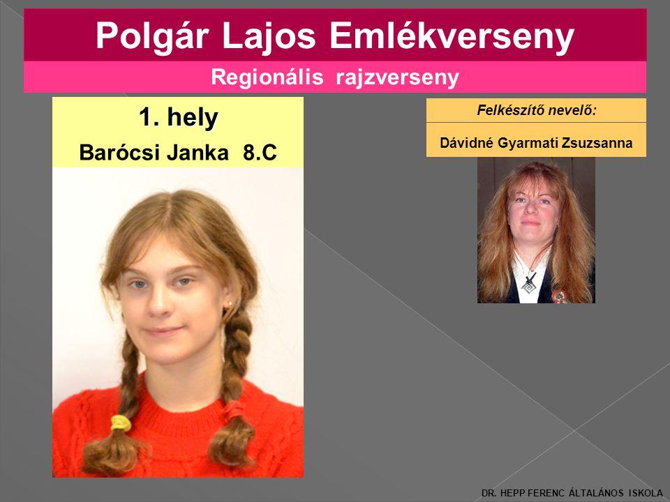 Polgár Lajos Emlékverseny Regionális rajzverseny