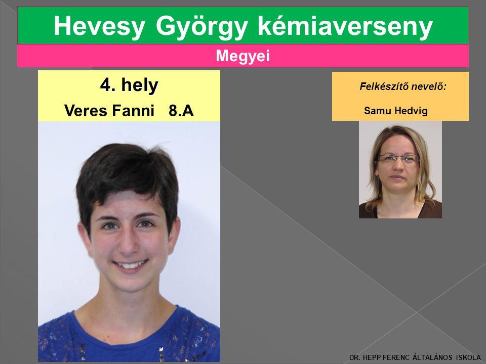 Hevesy György kémiaverseny