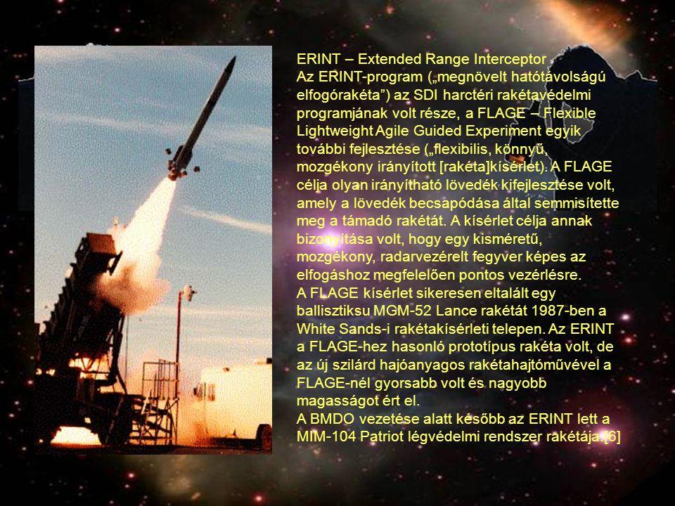 ERINT – Extended Range Interceptor