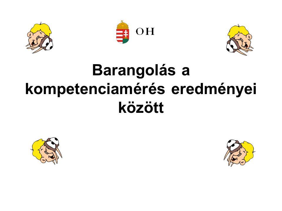 Barangolás a kompetenciamérés eredményei között