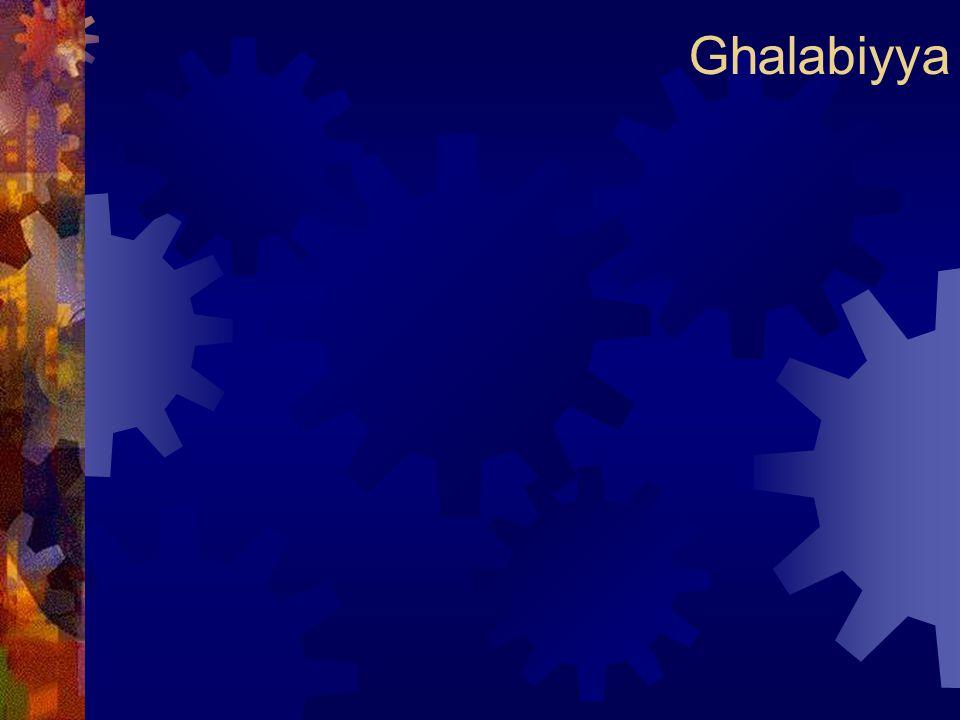 Ghalabiyya
