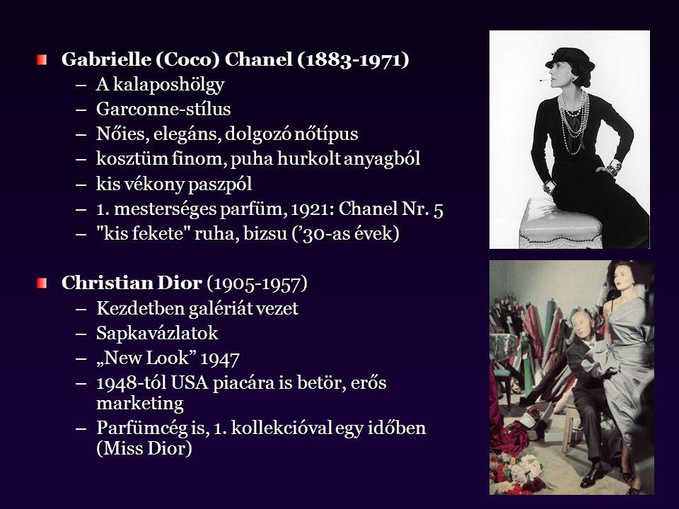 Gabrielle (Coco) Chanel (1883-1971)