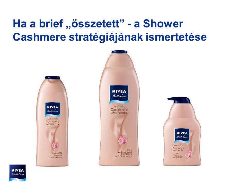 """Ha a brief """"összetett - a Shower Cashmere stratégiájának ismertetése"""
