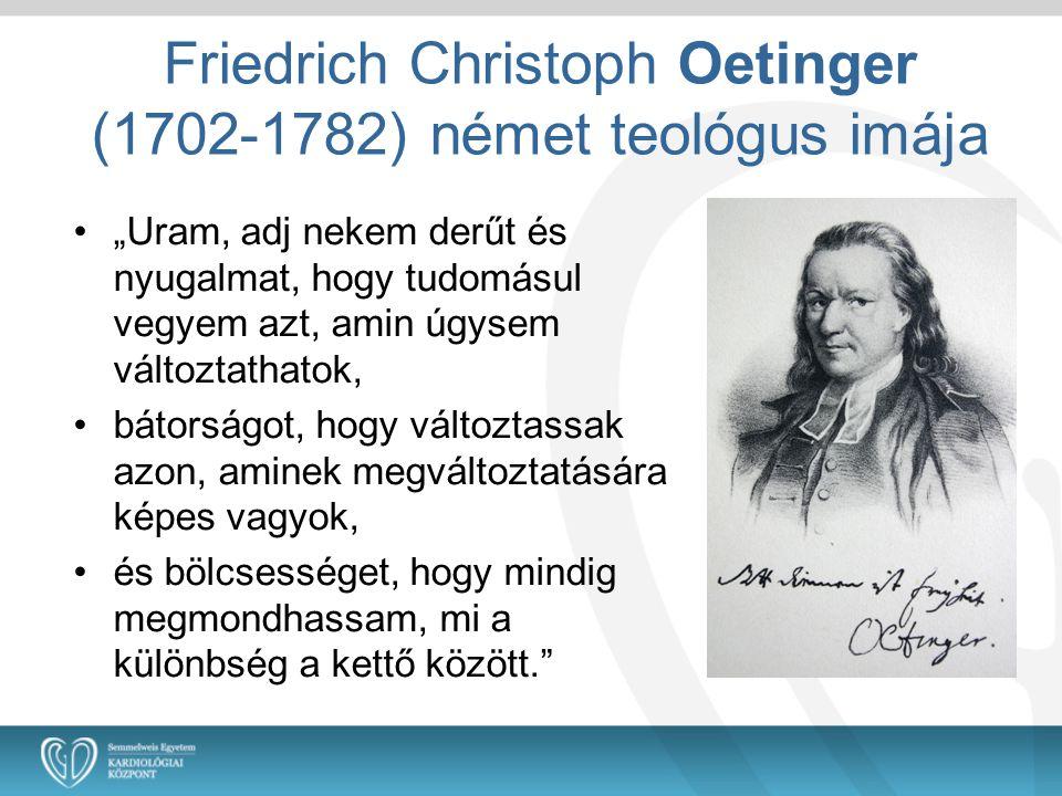 Friedrich Christoph Oetinger (1702-1782) német teológus imája