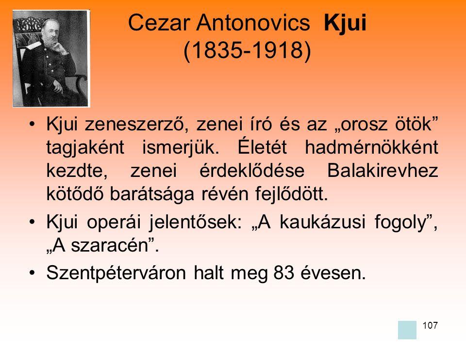 Cezar Antonovics Kjui (1835-1918)