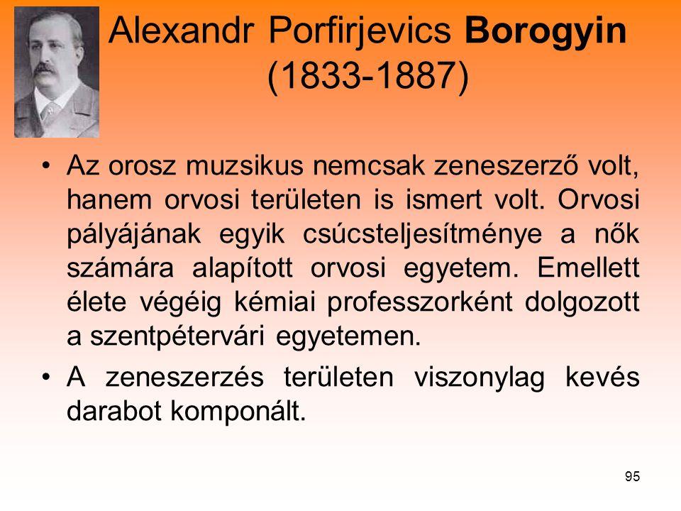 Alexandr Porfirjevics Borogyin (1833-1887)