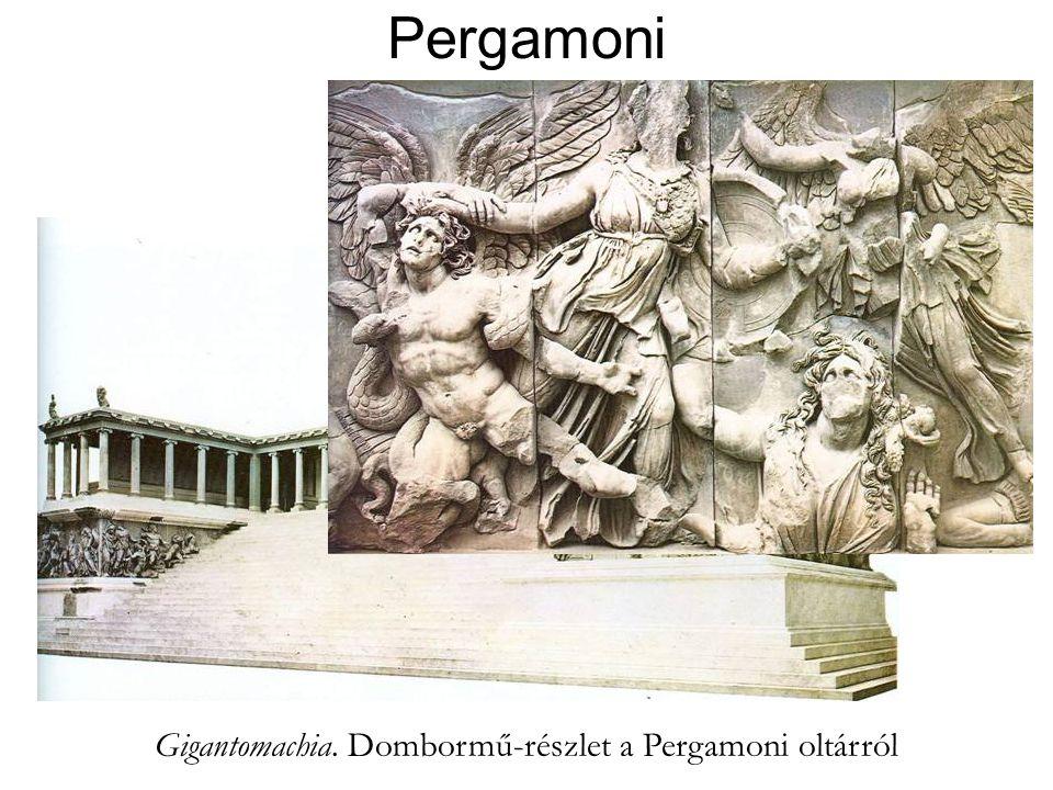 Pergamoni Zeusz-oltár Kr.e. 180