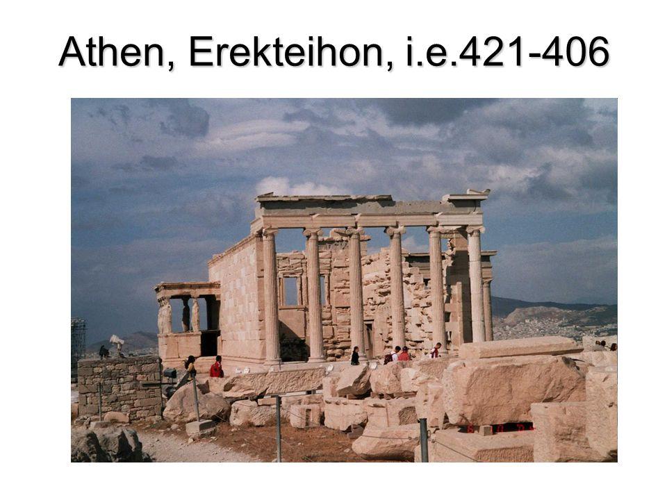 Athen, Erekteihon, i.e.421-406
