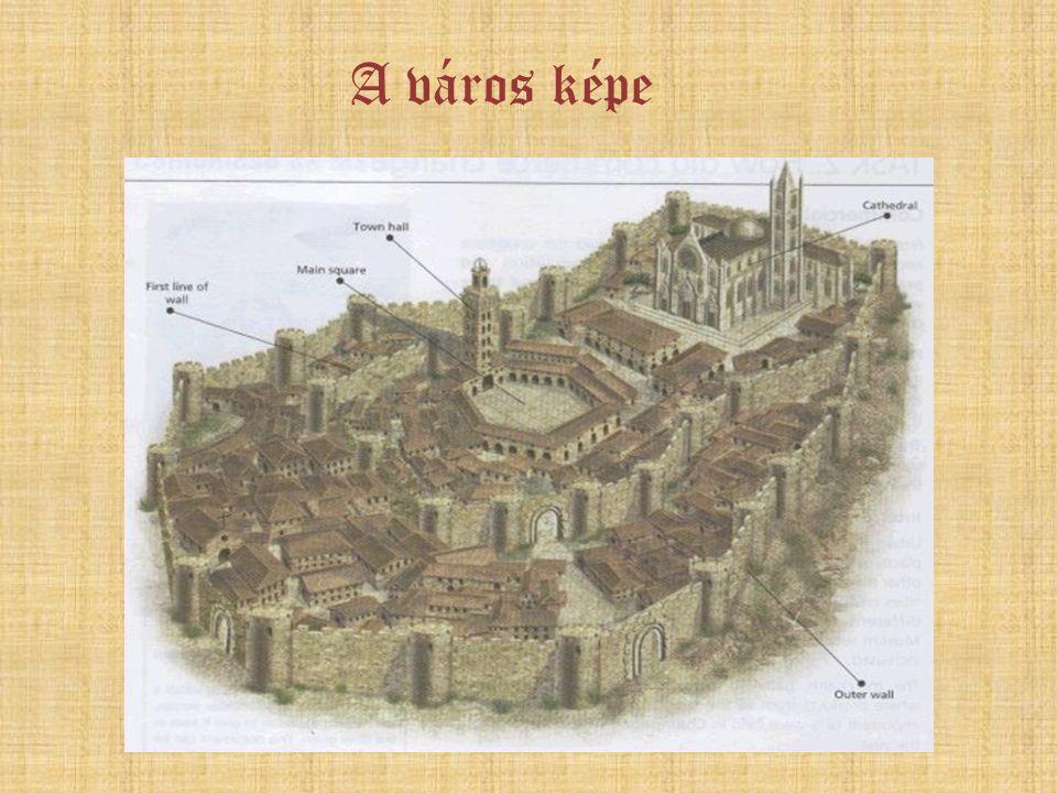 A város képe