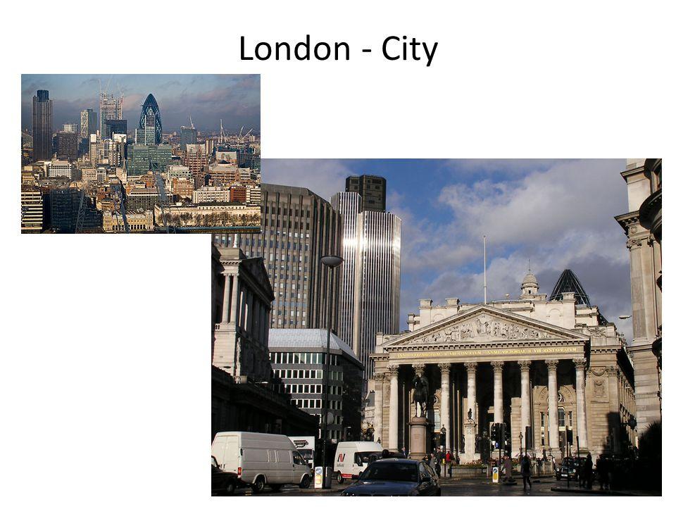 London - City