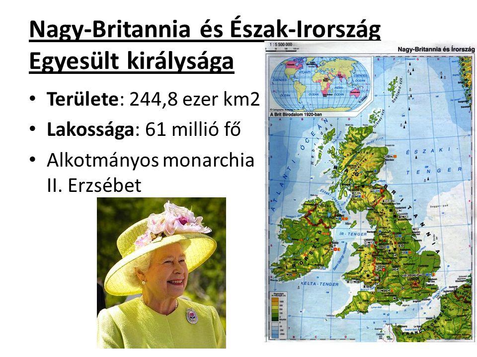 Nagy-Britannia és Észak-Irország Egyesült királysága