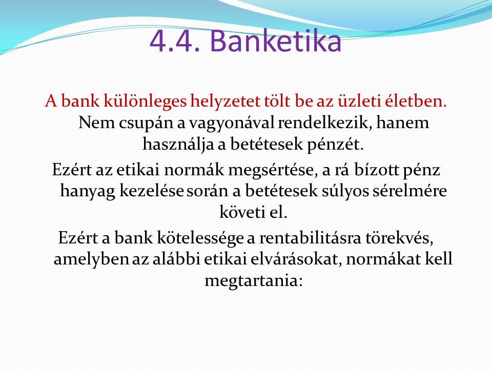 4.4. Banketika