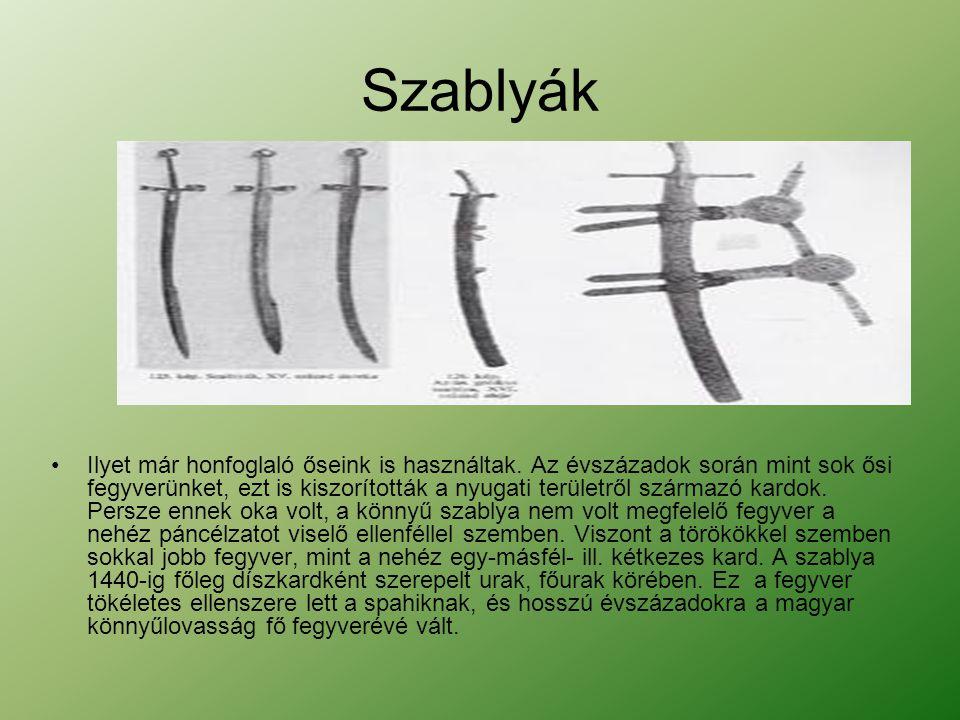 Szablyák