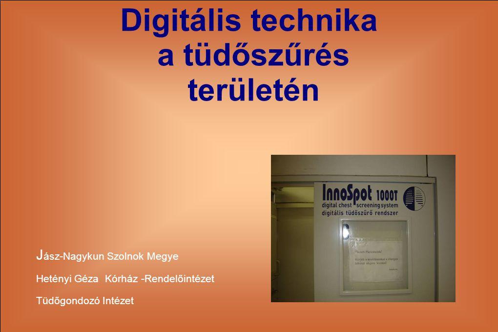 Digitális technika a tüdőszűrés területén