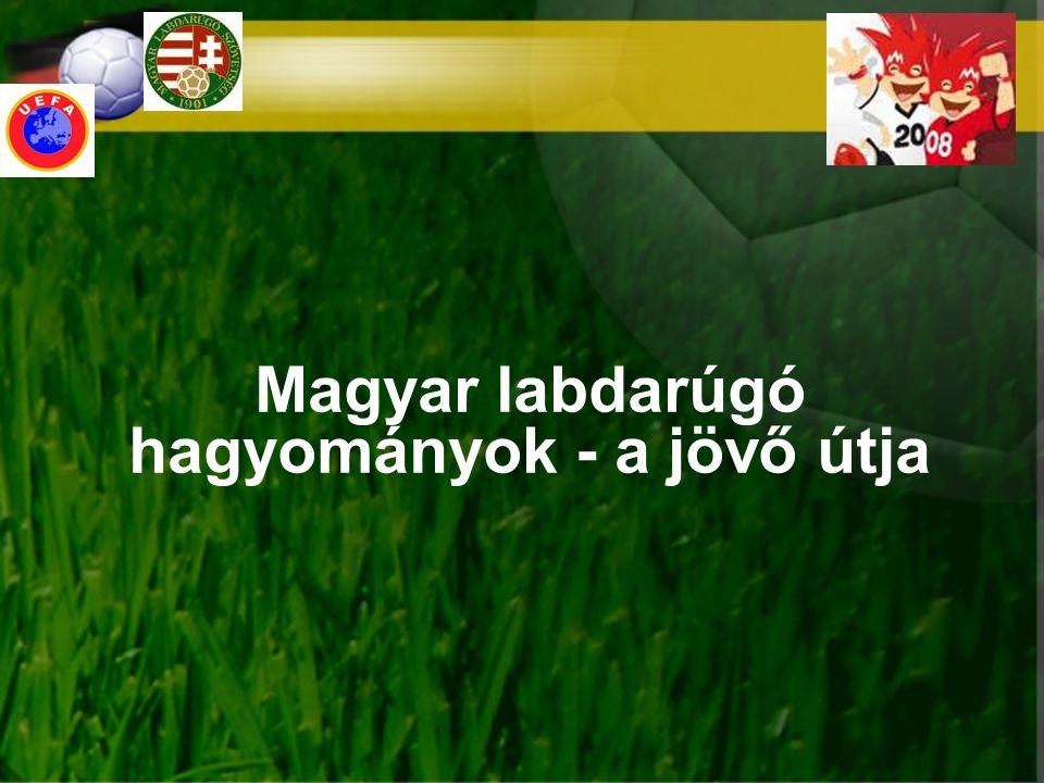 Magyar labdarúgó hagyományok - a jövő útja