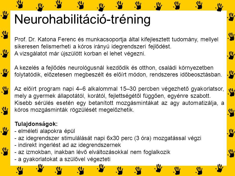 Neurohabilitáció-tréning