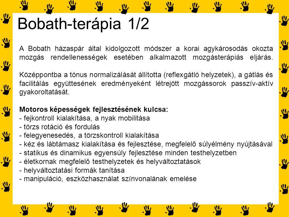 Bobath-terápia 1/2