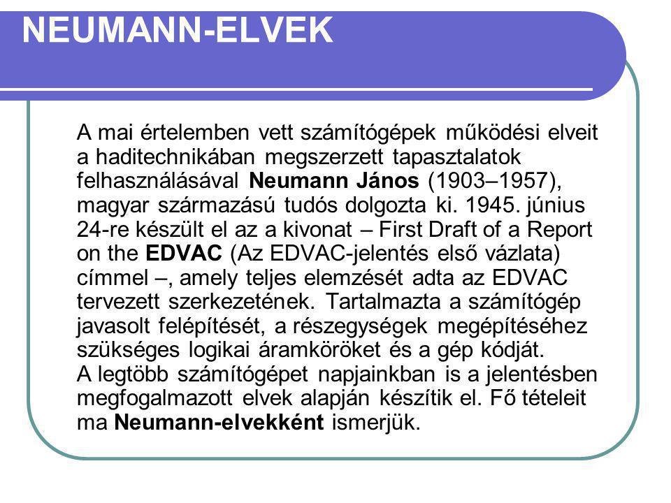 NEUMANN-ELVEK