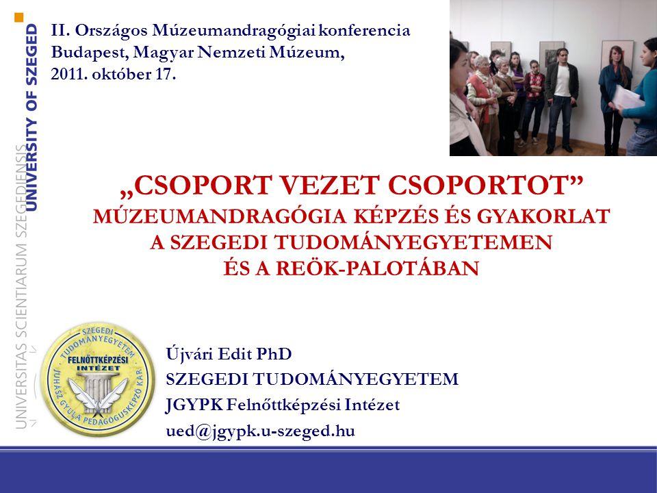 """""""CSOPORT VEZET CSOPORTOT"""