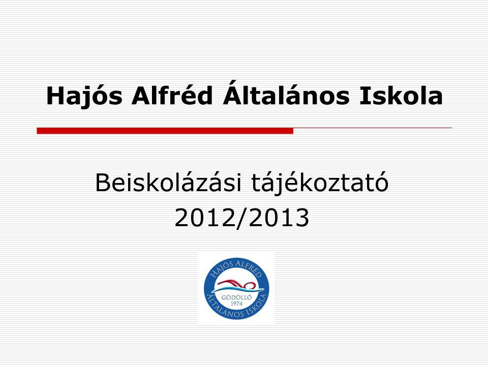 Hajós Alfréd Általános Iskola