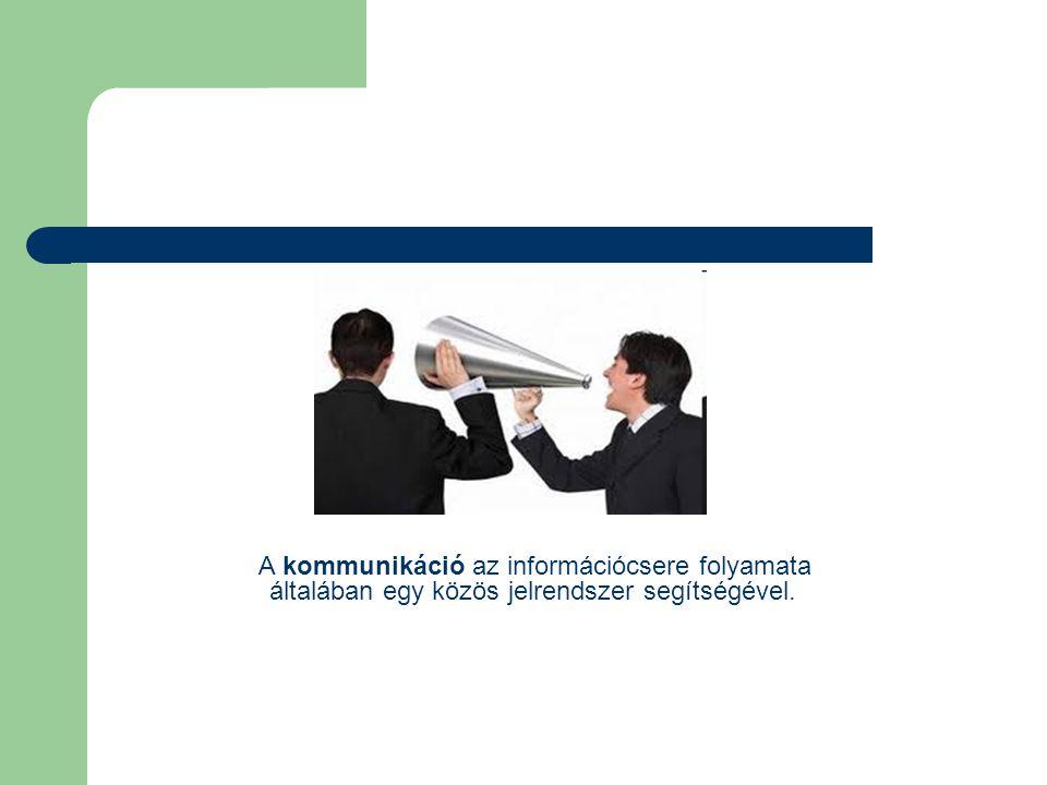 A kommunikációs, vagy adatátviteli összeköttetés néhány fajtája