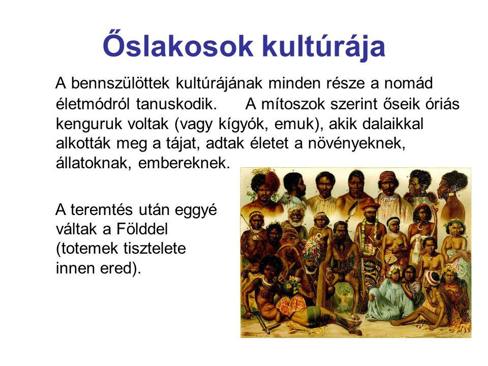 Őslakosok kultúrája
