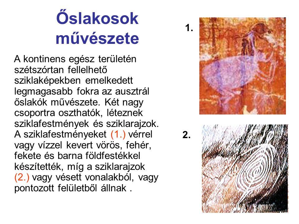 Őslakosok művészete 1.